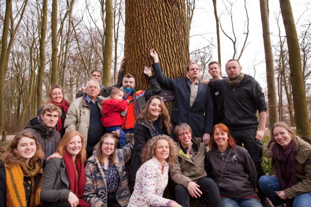 Amelisweerd: Bescherm het bos