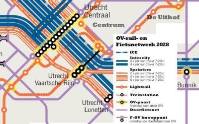 KRU: Utrecht gezond en sterk door regionale oplossingen voor mobiliteit