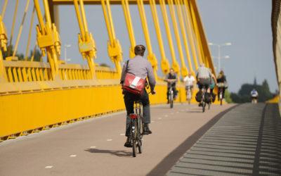 Stad én regio Utrecht: ontwikkel een krachtig regionaal mobiliteitsbeleid
