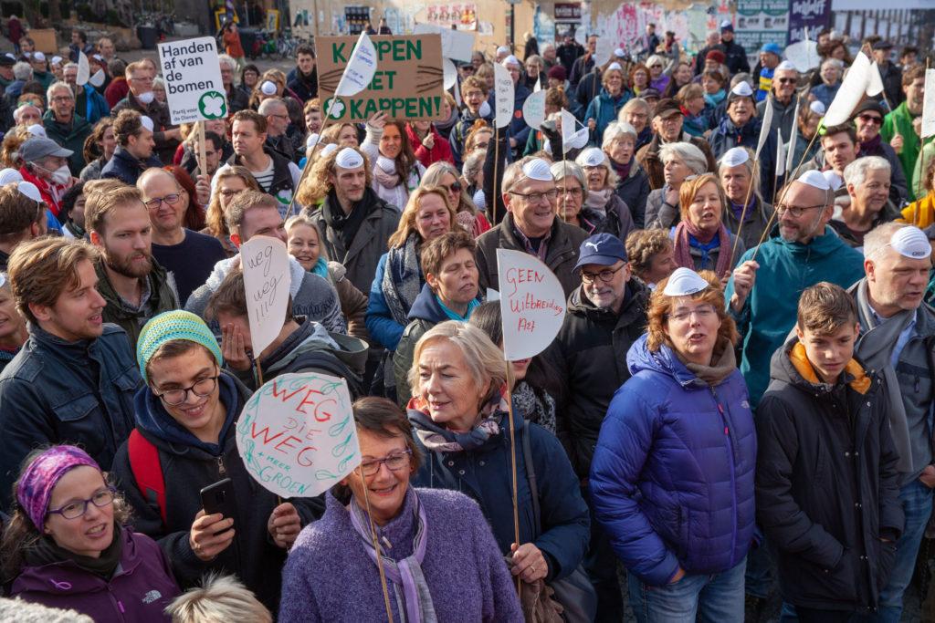 DAG-WEG-DAG: protestdag tegen wegverbreding
