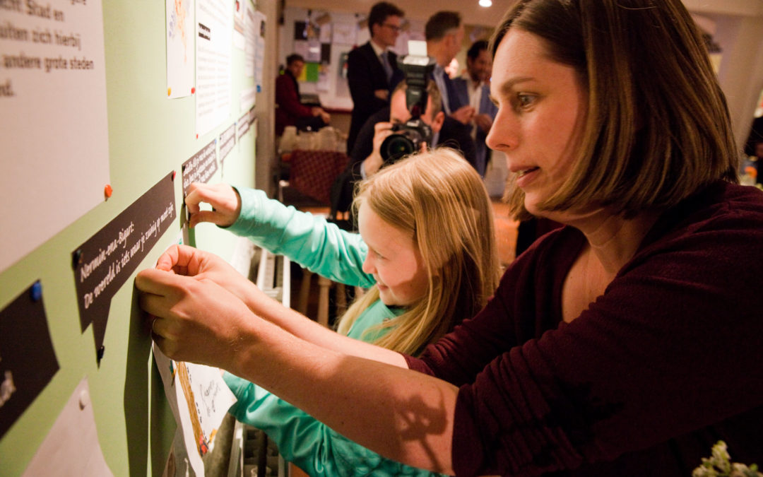 Tentoonstelling 'Ik teken voor schone lucht' 11 april geopend