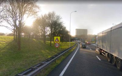 80 km/u max op de Ring Utrecht beter voor veiligheid en doorstroming