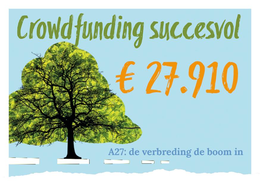 succesvolle crowdfunding amelisweerd