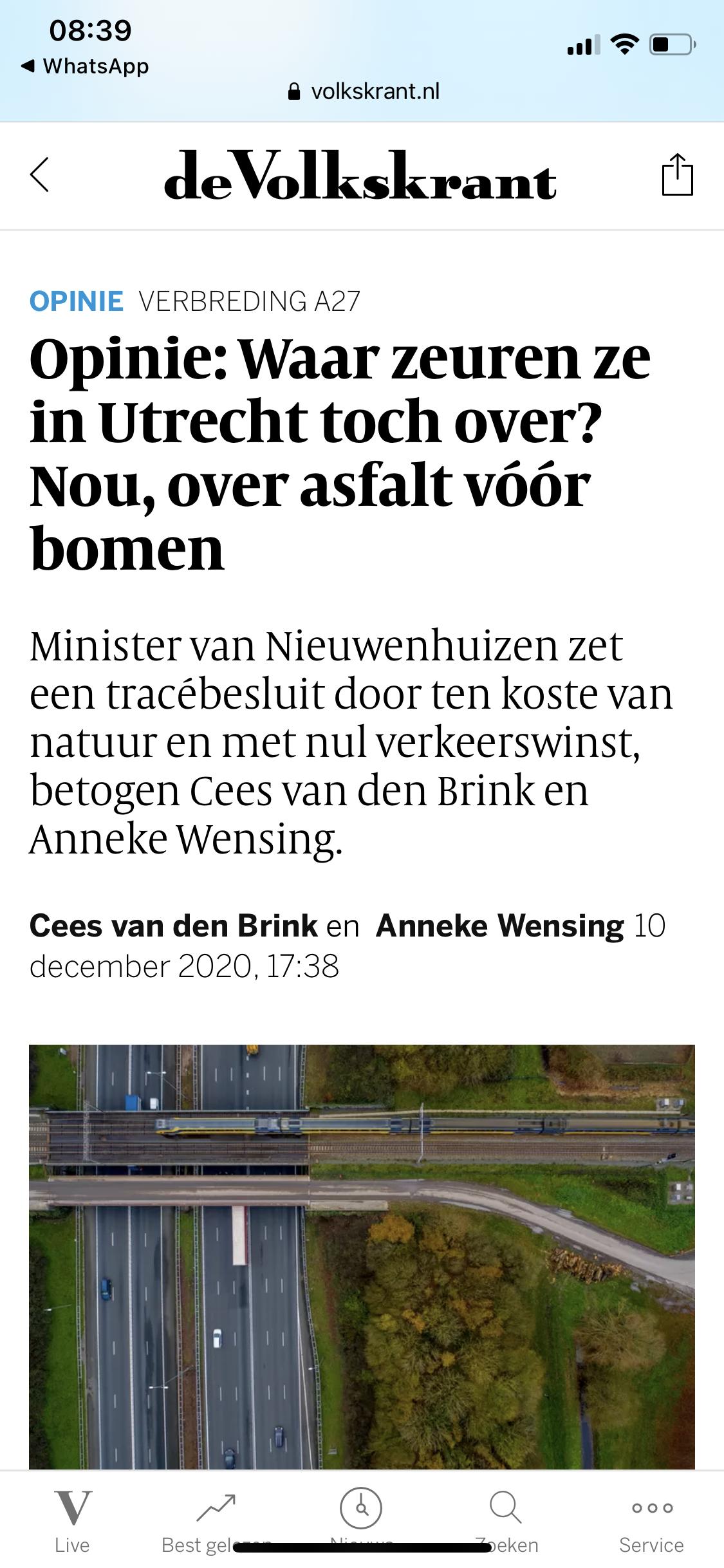VK opinie Anneke & Cees