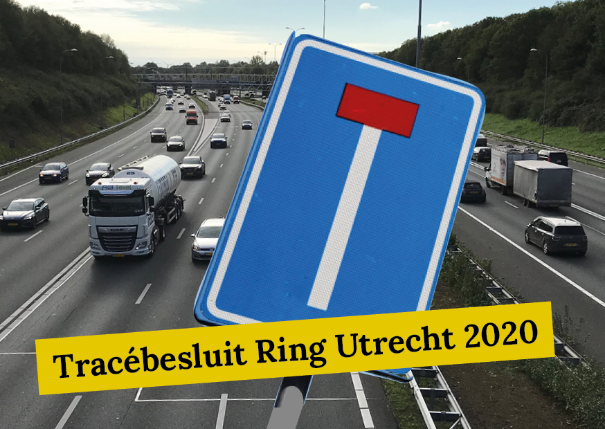 Tracébesluit Ring Utrecht november 2020