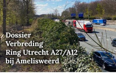 Dossier verbreding Ring-Utrecht: Quickread voor Tweede Kamerleden