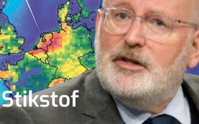 Reactie Europese Commissie DG Milieu op vragen KRU