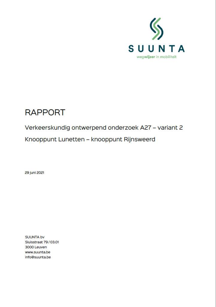 Suunta rapport 2021