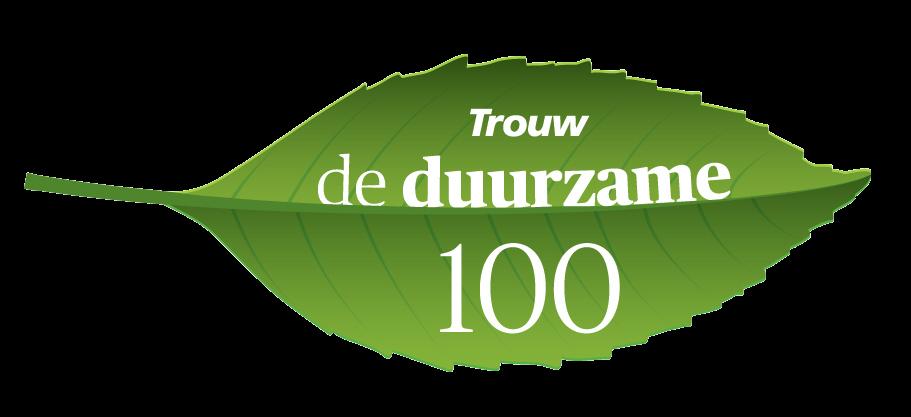 Trouw de duurzame 100
